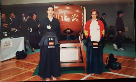 MUNDIAL DE KENDO EN JAPON